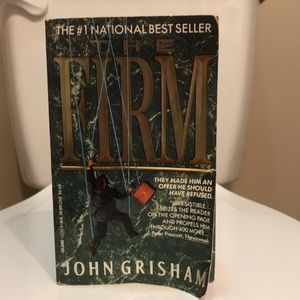 🌸NEW🌸 The Firm book by John Grisham